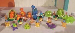 Ensemble de dinosaures de Little People