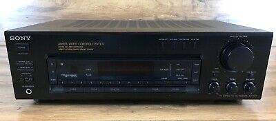 Sony STR-D515 Surround Sound Stereo Receiver AV Control Center AM FM Tuner