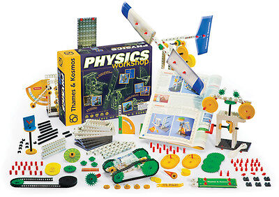 Thames & Kosmos Physics Workshop Educational Science Do It Yourself Kit