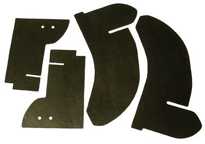 1960 Cadillac Fleetwood Eldorado Deville Bumper Filler Set, used for sale  Shipping to Canada