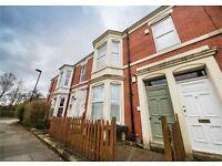 Popular 2 bedroom lower flat situated in Lodore Road, Jesmond, Newcastle