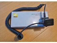 Nikkor TTL Remote cord