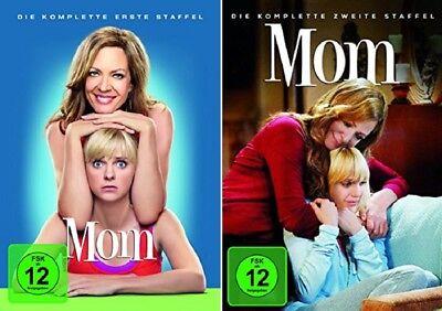 Mom Staffel 1+2 DVD Set Die Serie NEU OVP