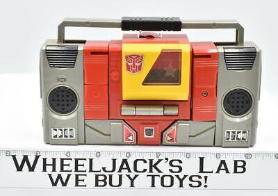 Blaster - 1985 Vintage Hasbro G1 Transformers Action Figure Boombox