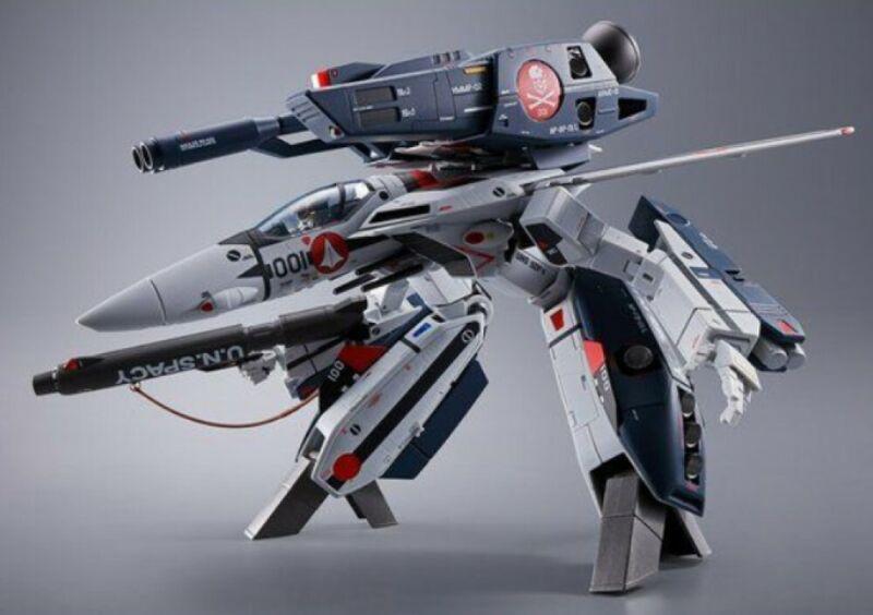 DX Chogokin Macross Movie Version VF-1 Compatible Strike Super Parts Set, Pre