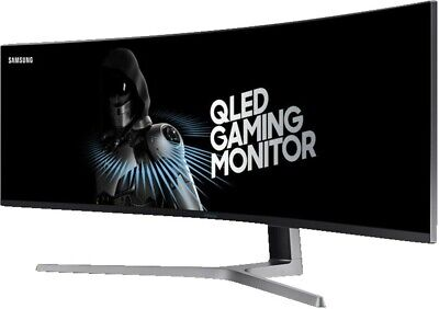 Samsung (B-Ware) C49HG90DMU 124,5cm (49Zoll) Gaming Curved HDR