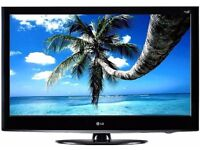 """LG 42"""" full hd 1080p lcd tv in nice condition with original remote"""