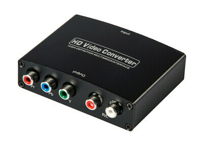 HDMI to Component Video (YPbPr) with Left/Right Audio Converter for sale  Shipping to India