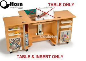 The Horn Gemini 2011 Sewing Cabinet Long Lift
