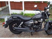 KEEWAY Superlight 125cc 2016