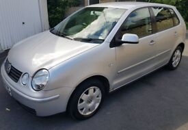VW Polo 1.4 2004 QUICK SALE!
