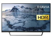 "Sony BRAVIA KDL-40WE663 - 40"" LED Smart TV - 1080p (2017 Model)"