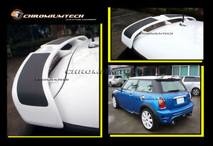 Chromiumtech-BMW-MINI-Cooper-Cooper-S-ONE-R50-R53-Rear-Spoiler-NEW-Just-In