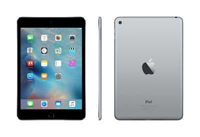 Apple iPad Mini 4 128GB Space Gray Wi-Fi MK9N2LL/A