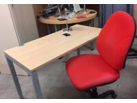 ***Office Chairs, Desks & furniture available NOW SALE prices!***