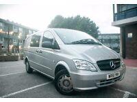 Mercedes Vito 5 Seats - Automatic - For Sale