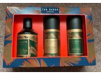Mens TED BAKER gift set