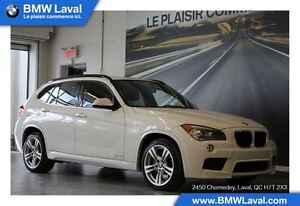 2013 BMW X1 xDrive35i GROUPE DE LUXE, GROUPE M SPORT
