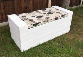 Large storage seating box TOYS PINE