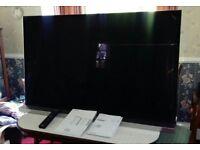 55inch TV Sony Bravia KDL-55NX813 and Sound Bar Sony SUB550S