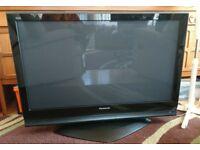 """Panasonic Viera 42"""" Plasma TV"""
