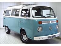 VW Campervan T2. 1975 (N reg).