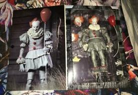 Neca toys for sale it Michael Myers Jason Freddy Krueger