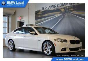 2014 BMW 535I xDrive GROUPE DE LUXE, GROUPE M SPORT