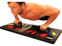 Power Press Up - Fitness Push Gym Strength & Conditioning - Advanced Training