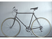Beautiful Raleigh Lightweight Reynolds 531 bike, 5 Gears serviced