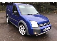 59 plate Ford Transit connect 110bhp years mot