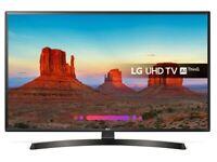 LG TV 43inch (43UK6470PLC UHD 4K)