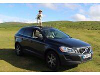 Volvo XC60 2.0 D3 DRIVE SE LUX FULL LEATHER SAT NAV 5dr HUGE SPEC SATELLITE NAVIGATION