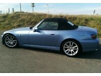 HONDA S2000 - reluctant sale, enthusiast owned