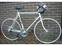 Excellent 70s bicycle, fantastic condition - SEKINE - 58cm seat tube, 84cm stand-over- £250ovno
