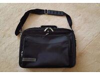 NEW Black nike air laptop bag