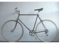 Superb Raleigh Lightweight Reynolds 531 bike, 5 Gears serviced