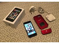 Immaculate iPhone 5s, 16Gb, grey, unlocked