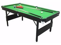 Snooker Table for sale - Plus all the ball x2 cues