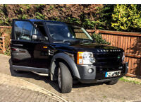 Beautiful Land Rover Discovery 3 TDV6 HSE