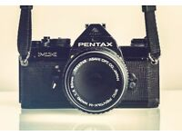 Wanted pre 1990 35mm Camera gear