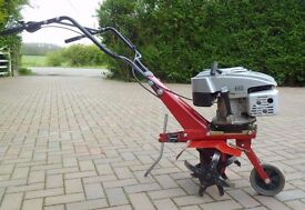 Einhell GC-MT 3036 Petrol Mini-Tiller used once for garden project
