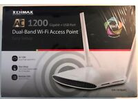 WiFi Access Point And/Or Router 802.11AC 1200 EDIMAX EW-7478APC
