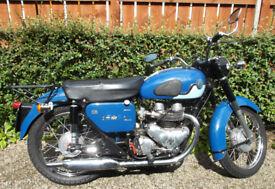 AJS Model 20 1959.