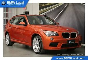 2013 BMW X1 xDrive35i GROUPE DE LUXE, GROUPE SPORT M, GROUPE N