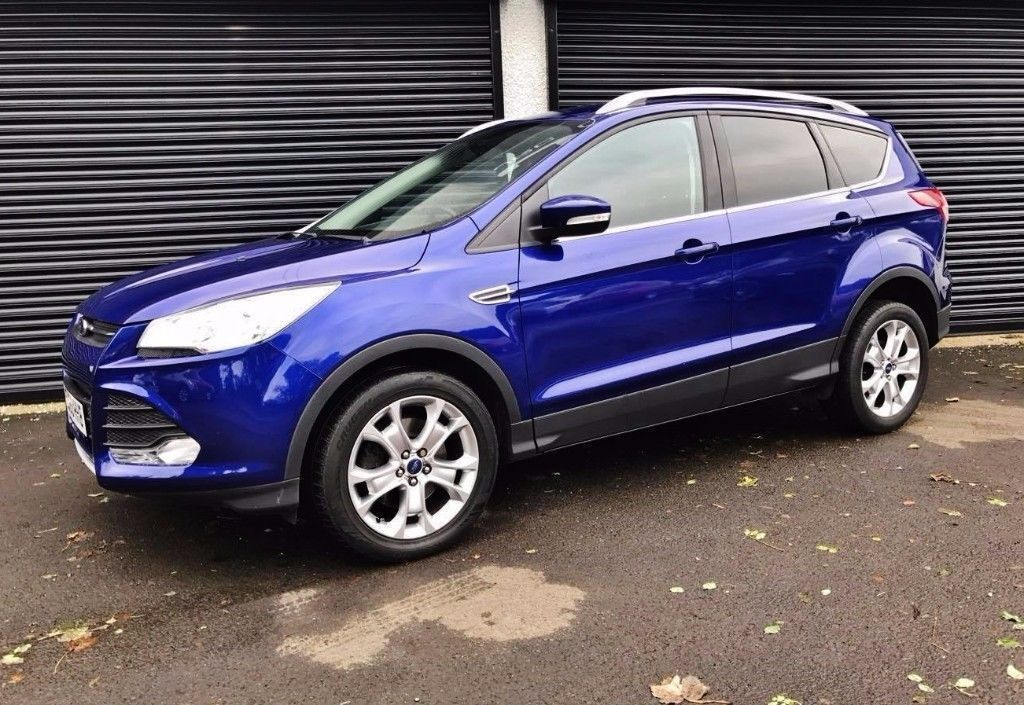 Image Result For Ford Kuga Mileage