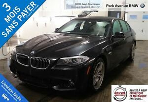 2012 BMW 535i xDrive Groupe M Sport / Navigation + Groupe Execut