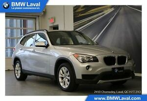 2013 BMW X1 xDrive28i GROUPE DE LUXE, TOIT PANORAMIQUE