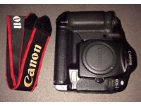 Canon EOS 1Ds mk1 - 11Mpx full frame