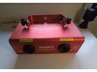 Kam 3D Cluster Laser - Music Sync
